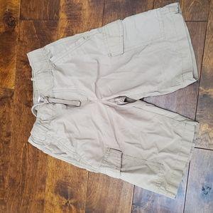 Boy's Urban Pipeline khaki shorts